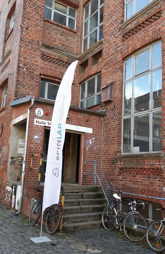 Startschuss für Runde 6 im SpinLab – Cyface zieht in die Baumwollspinnerei in Leipzig