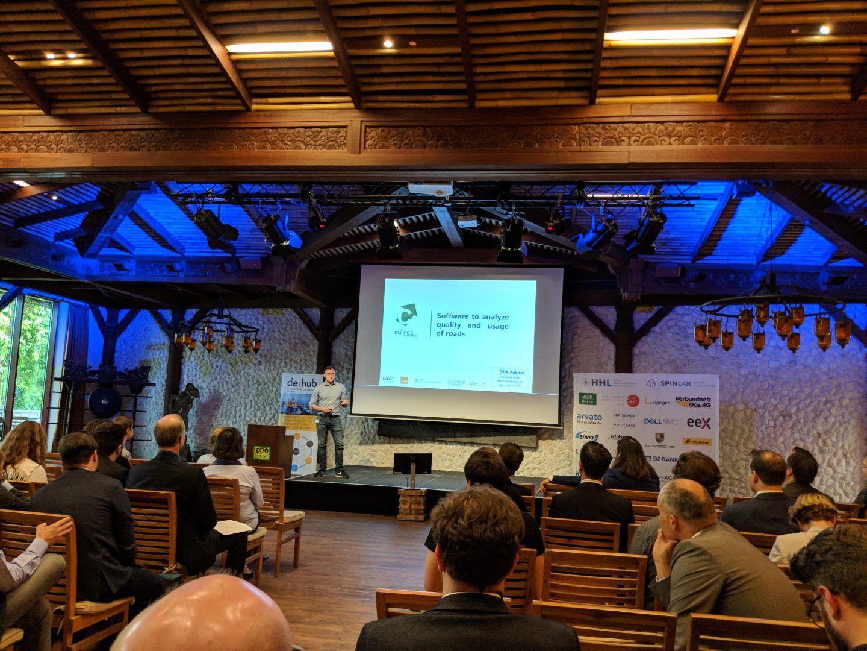 SpinLab Demo Day und HHL Investors Day im Leipziger Gondwanaland
