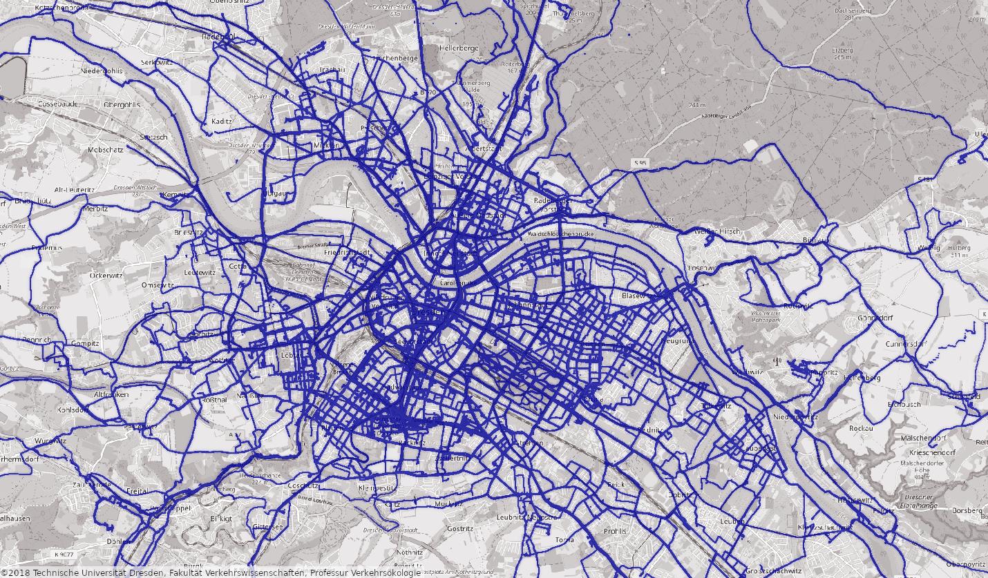 Heatmap Dresden