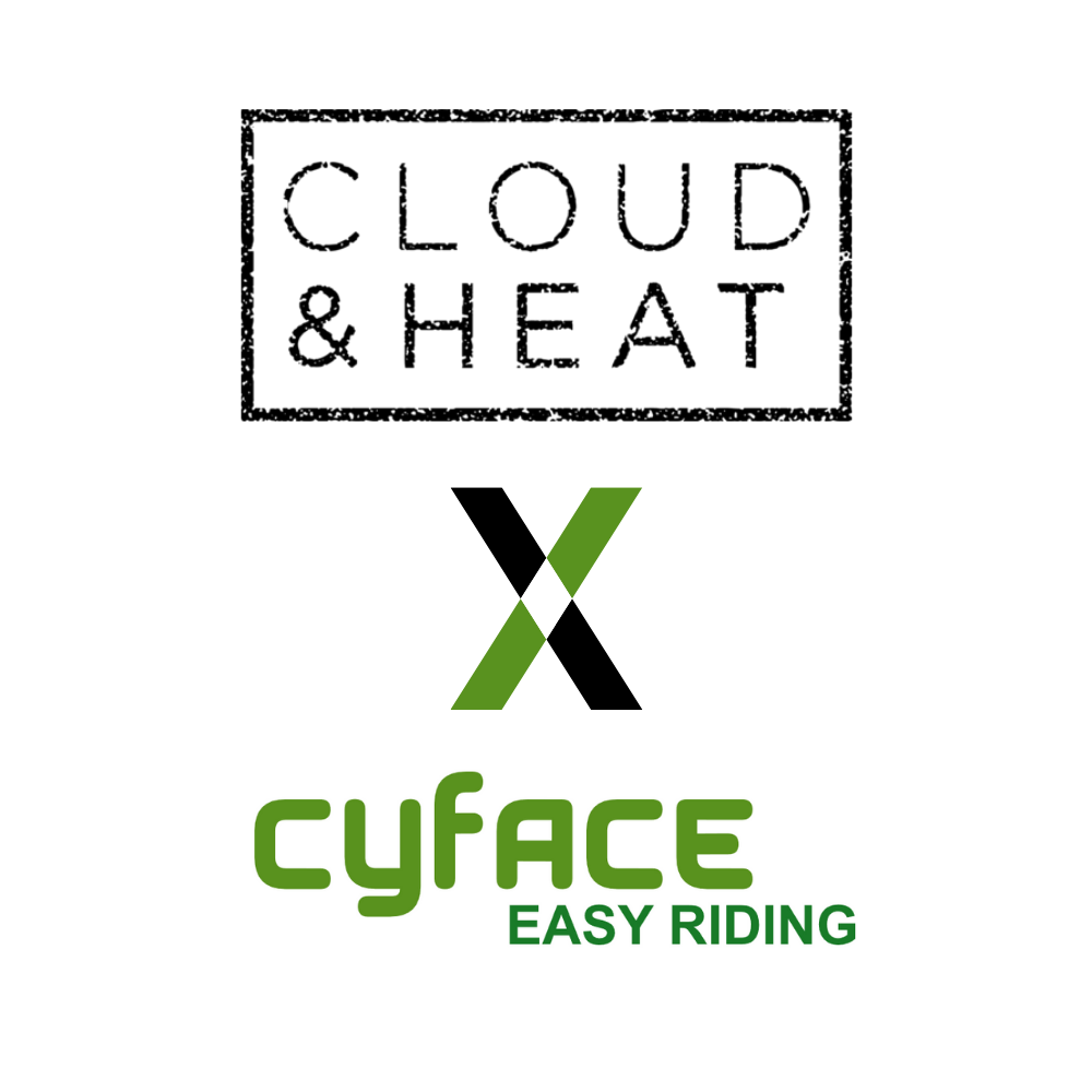 Partnerschaft Cloud&Heat & Cyface Verkehrsdaten sichern